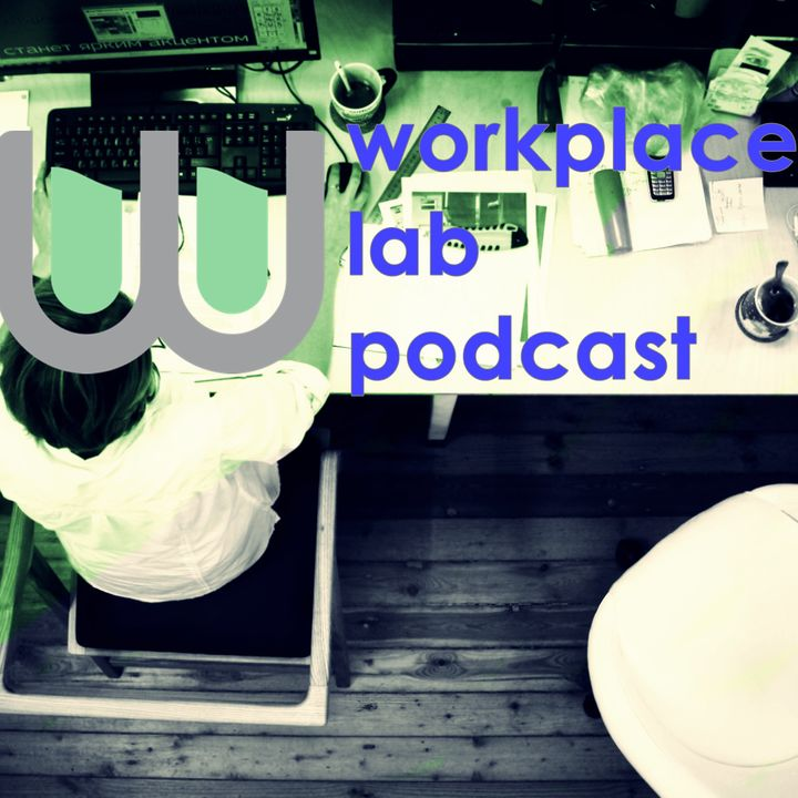 Workplace Lab Podcast- Episode 25: Biometrics at Work | After Hours Emails & Boundaries | Promotion during a Re-Org