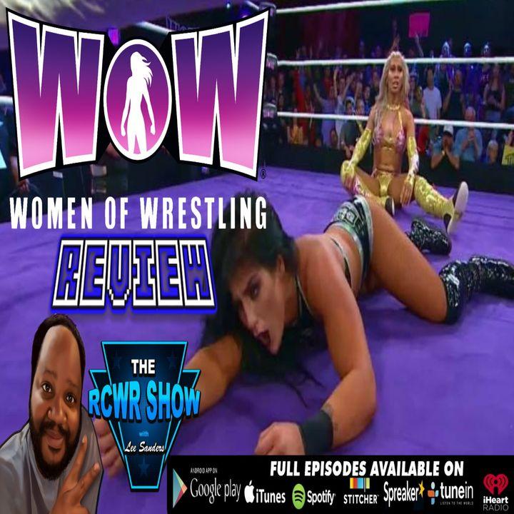 WOW-Women of Wrestling 10-12-2019 Recap: Tessa Blanchard Defends Title, Dixie Darlings Debut