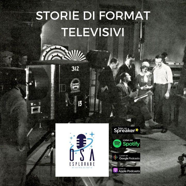 Storie di Format Televisivi. Con Andrea Scrosati
