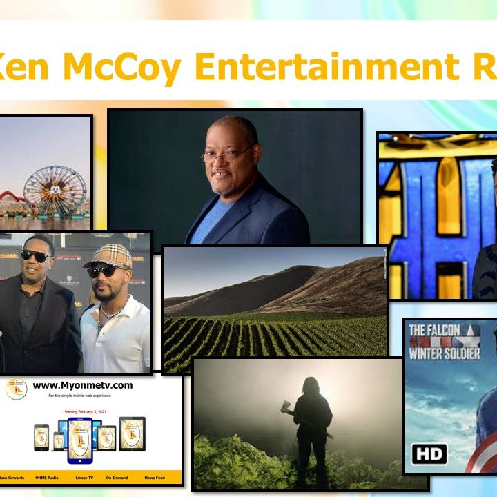 KMER 58: Fishburn's life-time award, Master P's prdoucer title and Boseman recognition happening now