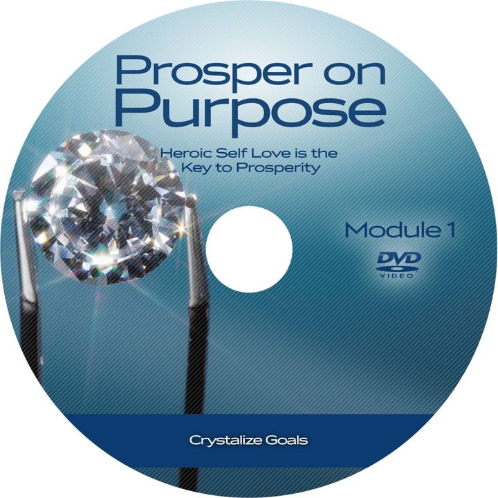 """""""How to Embrace the Now and Create your Amazing Future"""" Part One: Crystalize Goals"""