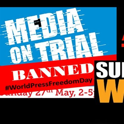 Episode #235 – SPECIAL: Media On Trial - LIVE