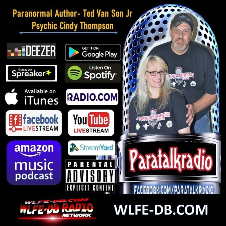 #168 Paratalkradio Welcomes Brooke Wagatha ( Wildwood Sanitarium)
