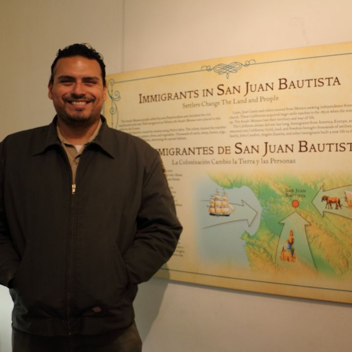 Big Blend Radio Interview: San Juan Bautista CA State Historical Park