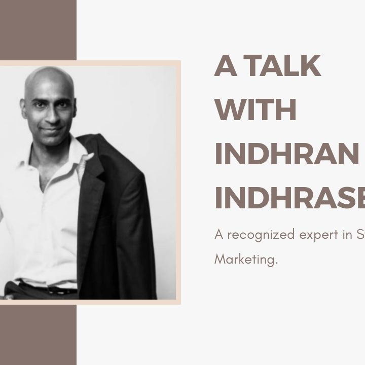 [ HTJ Podcast ] Interview with Indran - Storyteller and Marketing Consultant.