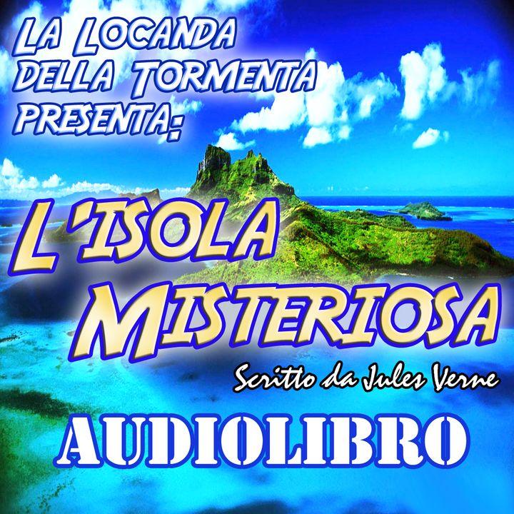 Audiolibro L'Isola Misteriosa - J. Verne