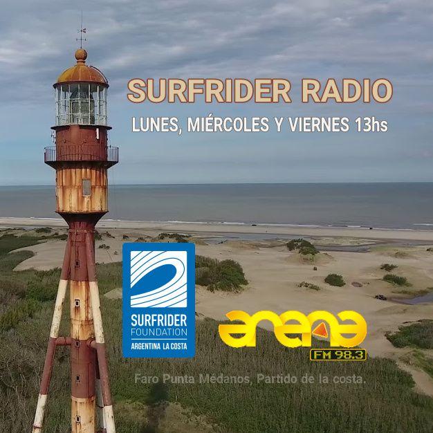 Surfrider Radio Programa 3 del 6to ciclo (12 de Marzo)