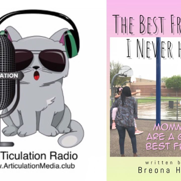 ARTiculation Radio — THE PAST IN PROPER PERSPECTIVE (interview w/ Author Breona Hill)