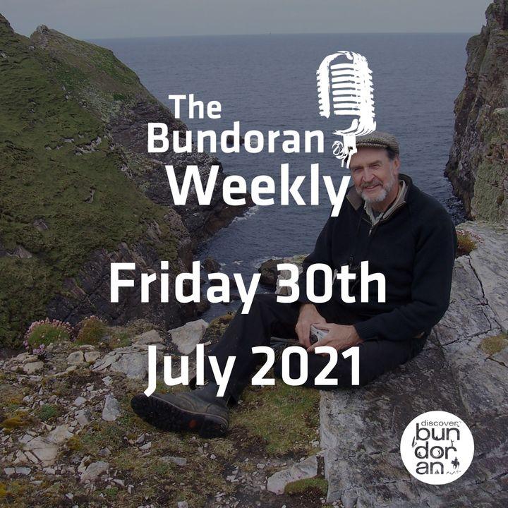 148 - The Bundoran Weekly - Friday 30th July 2021