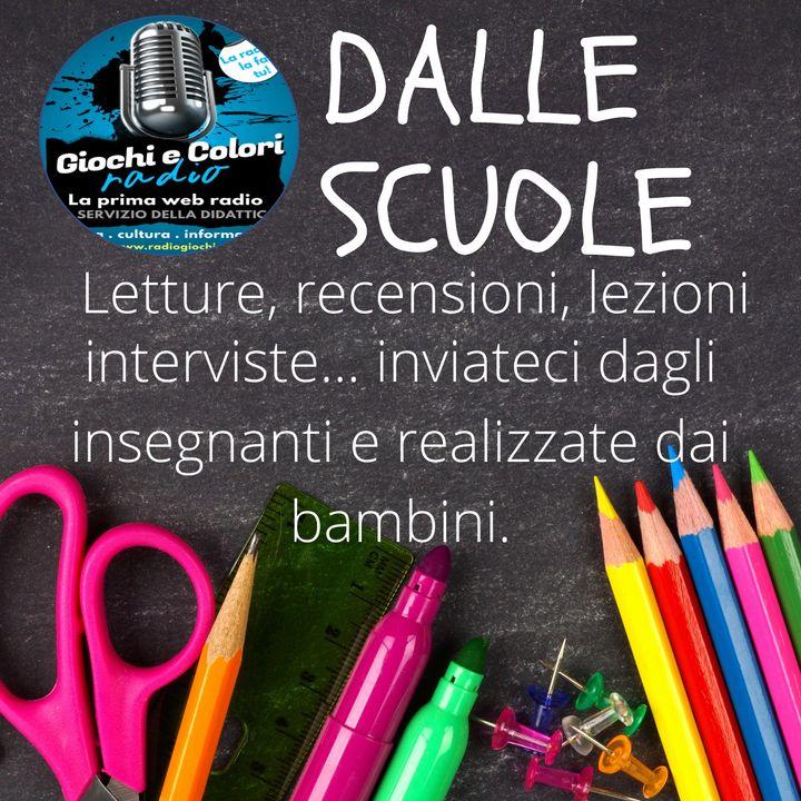 Alcune poesie inventate da bambini di classe seconda - I.C. Sottocorno - MIlano (a.s.2020-2021)