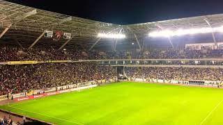 Fenerbahçe Tribün ( Müslüm Gürses - Kaç Kadeh Kırıldı )