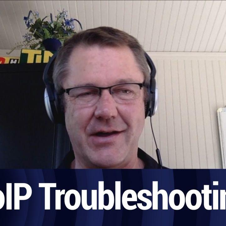 Solving VoIP/UC One-way Audio Problems | TWiT Bits
