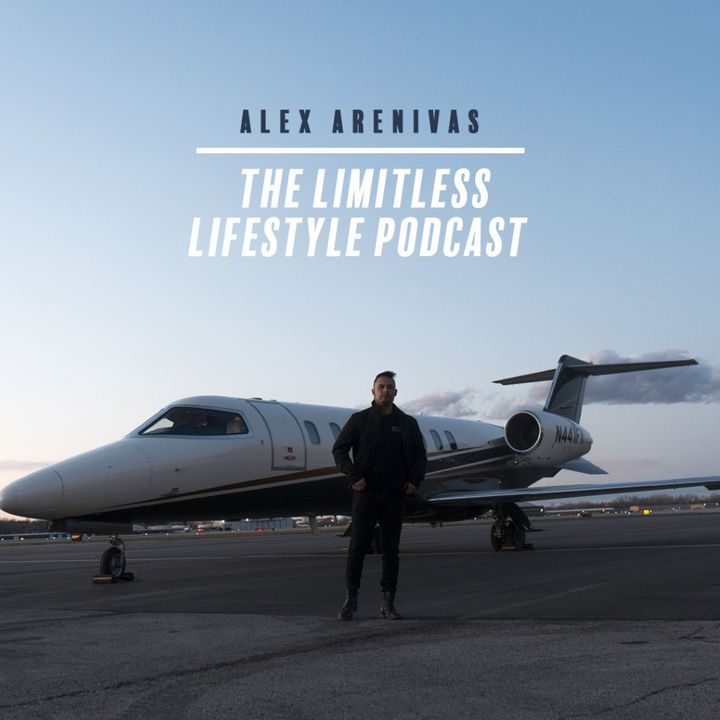 Ep 2 Fear - Limitless Lifestyle Podcast