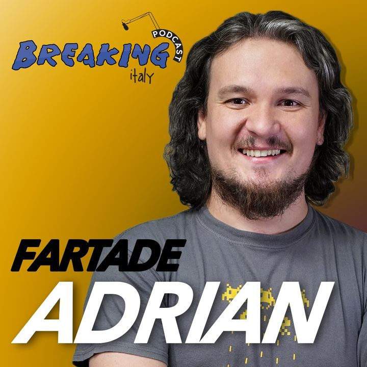 Ep 2 - Adrian Fartade di Link4Universe