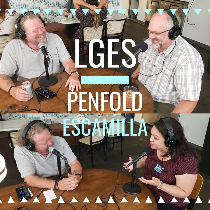 SLC Mayoral Candidates - Part 2: Stan Penfold and Luz Escamilla