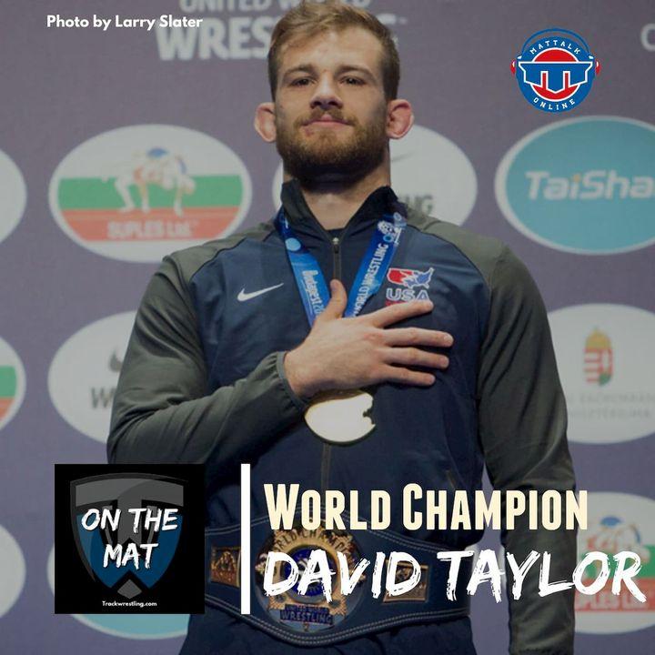 World Champion David Taylor - OTM603
