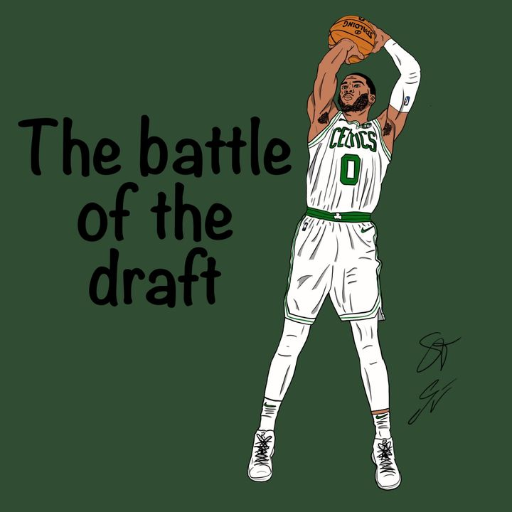 EP77: The Battle of the Draft