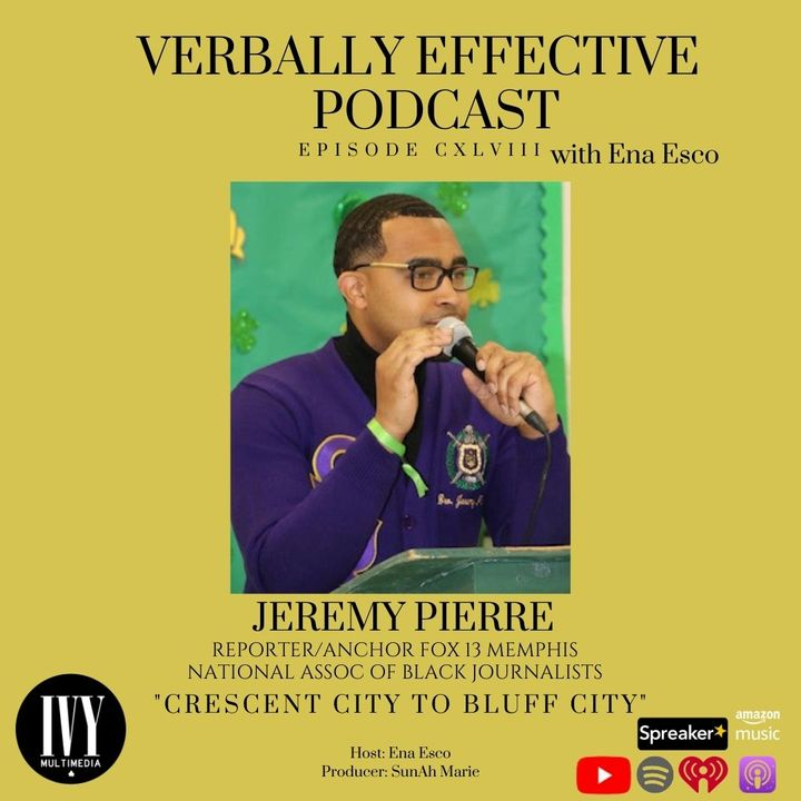 "EPISODE CXLVIII | ""CRESCENT CITY TO BLUFF CITY"" w/ JEREMY PIERRE"