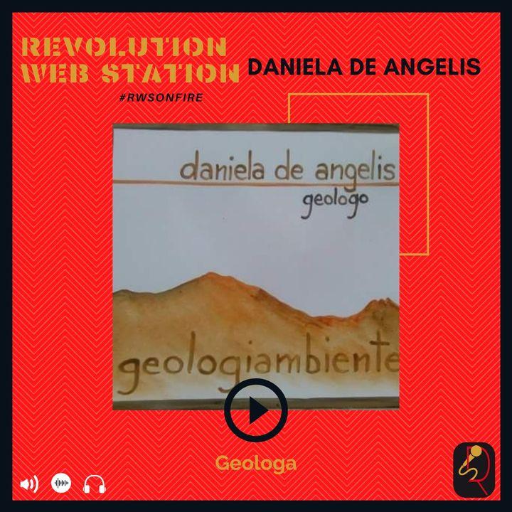 INTERVISTA DANIELA DE ANGELIS - GEOLOGA