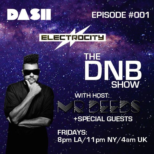 the DNB show with Mr Deeds S01E01(Premier Episode)