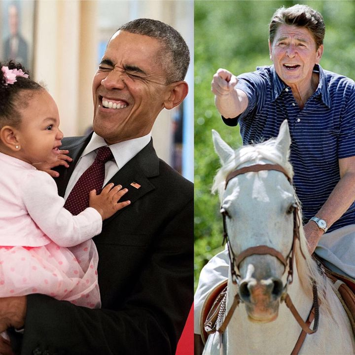 Pete Souza - Official White House Photographer for Presidents Barack Obama and Ronald Reagan