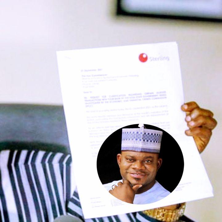 NIGERIA: Gov Bello threatens to  sue EFCC over salary bailout funds