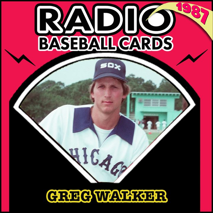 Greg Walker on Reacting to His First Baseball Card