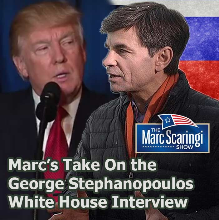 2019-06-15 TMSS Marc's Take On the George Stephanopoulos White House Interview