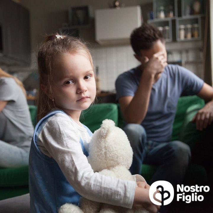 Separazione dei genitori. Come affrontarla con i bambini?