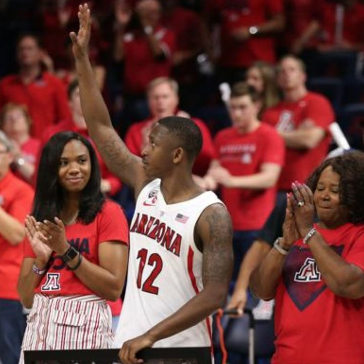 Ep.41 : Senior Day with Sean Miller and the Cats head to Vegas as defending Champs.