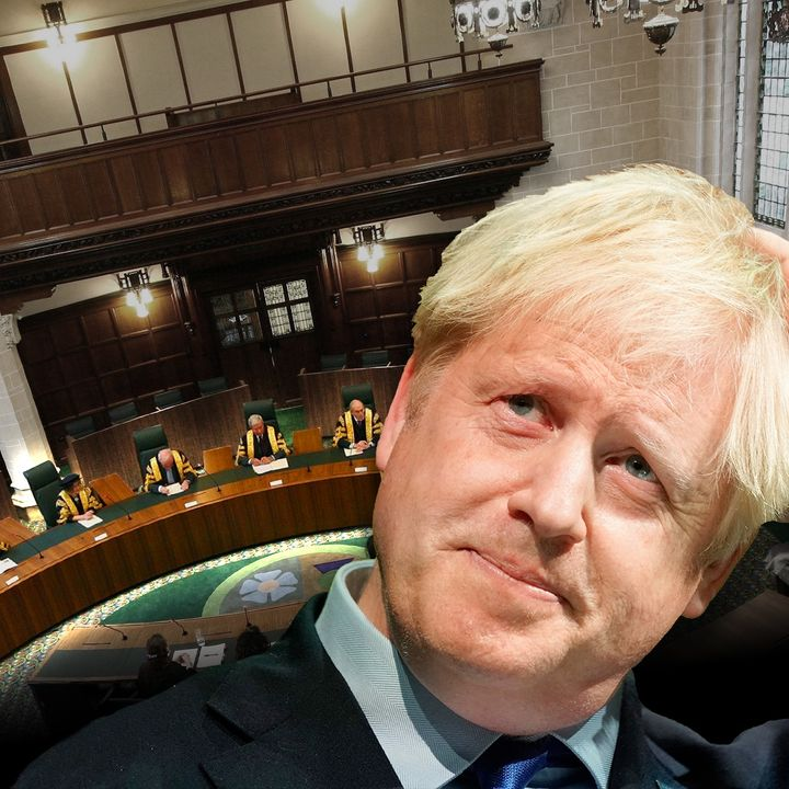 Suspension of Parliament 'unlawful' - Supreme Court rains on Boris Johnson's parade