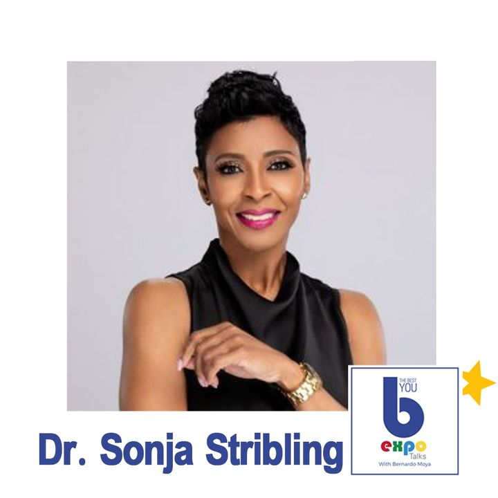 Dr Sonja Stribling at The Best You EXPO