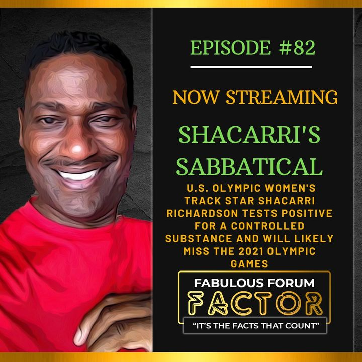 ShaCarri's Sabbatical  (July 2, 2021)