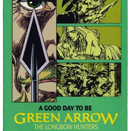Source Material #164: Green Arrow Longbow Hunters Comics (DC, 1987)