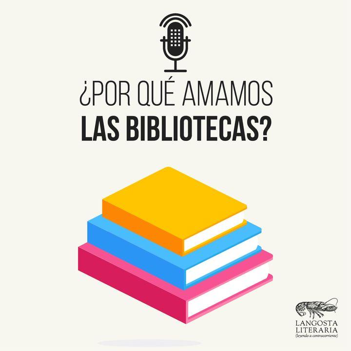 ¿Por qué amamos las bibliotecas?