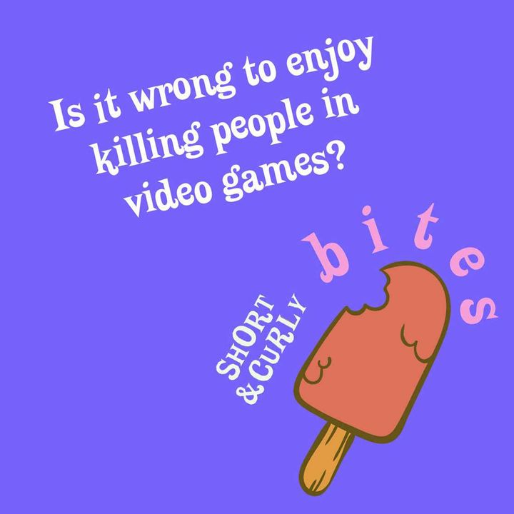 BITE — Killing in computer games