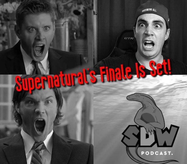 Supernatural's Finale Date Set!