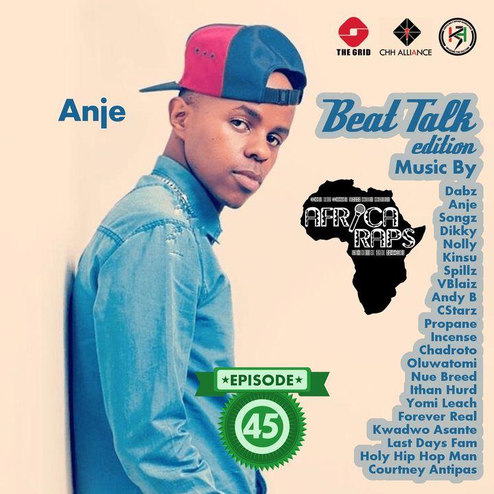 Ep 45: Beat Talk Edition