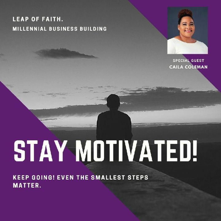 Leap of Faith - Millennial Business Building