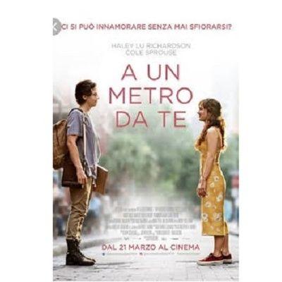 """#rastignano Il nuovo film: """"A un metro da te"""""""