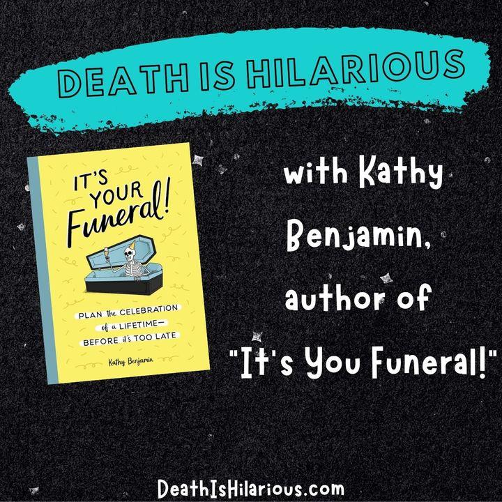 Interview with author Kathy Benjamin