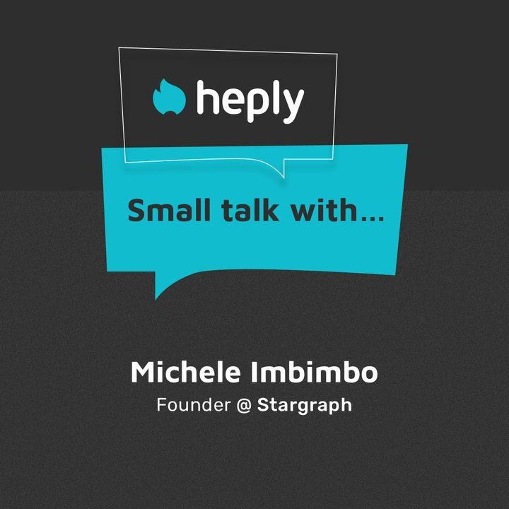 Michele Imbimbo - Stargraph - CEO & Founder