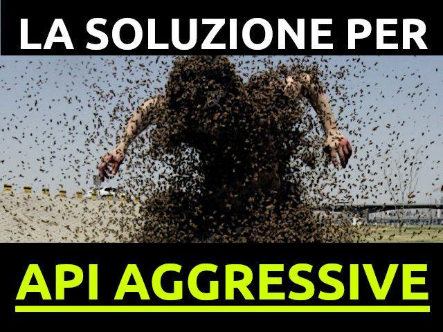 Soluzione al problema degli alveari aggressivi