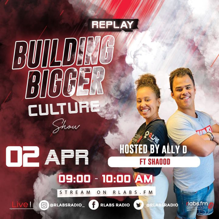 building_bigger replay Show
