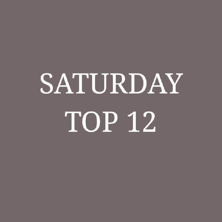 Saturday Top 12 Ep 1
