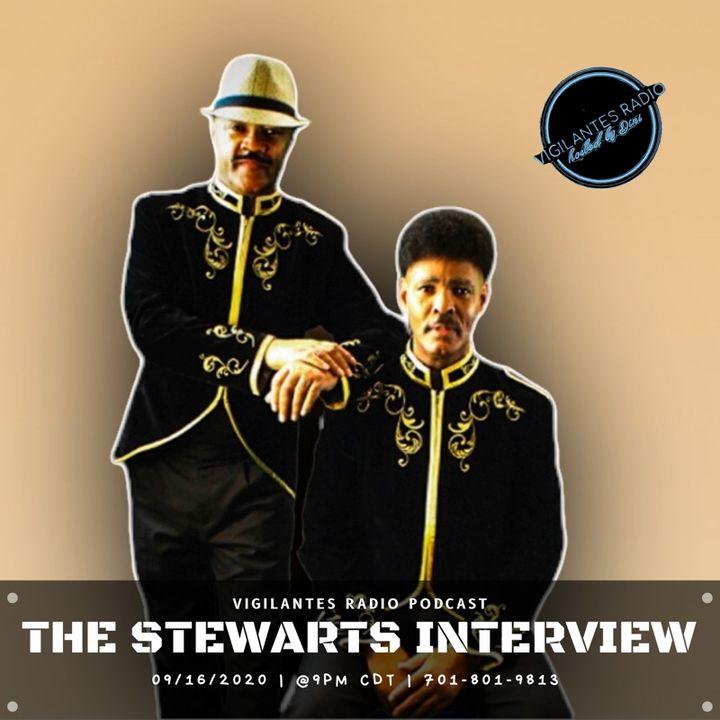The Stewarts Interview.
