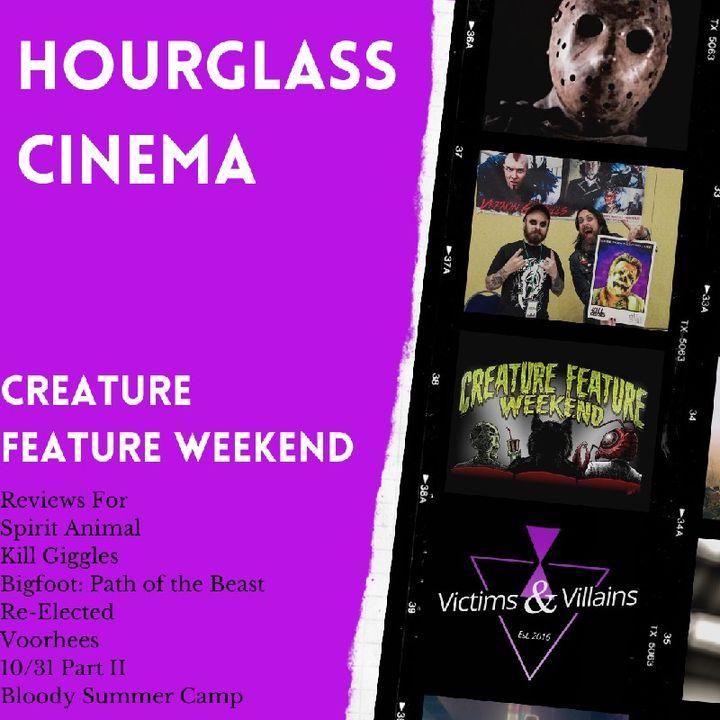Creature Feature Weekend 2021 | Hourglass Cinema #8