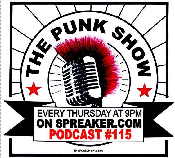 The Punk Show #115 - 06/03/2021