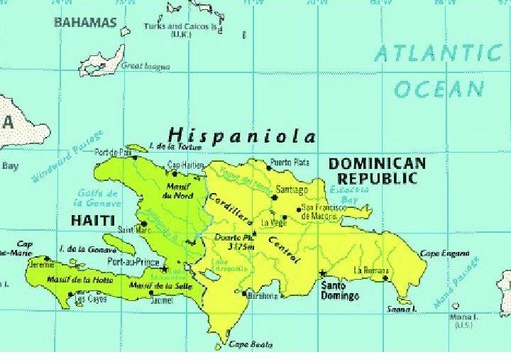 Haiti, DR, Anti-Blackness, and Anti-Brutality