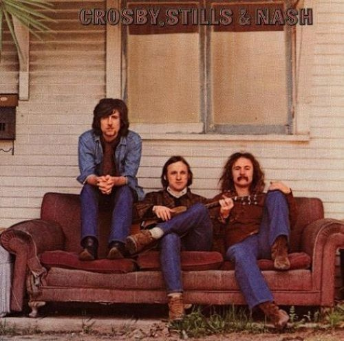 Crosby, Stills & Nash's 50th Anniversary Of Their Debut Album!